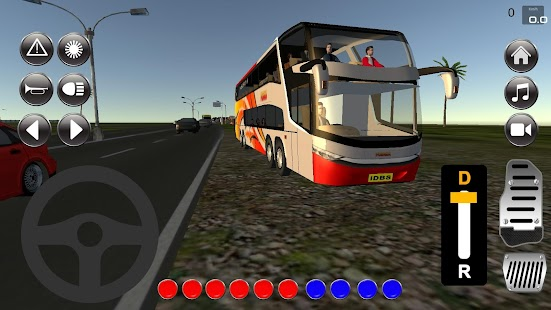 IDBS Bus Simulator apk screenshot 5