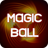 Magic Ball 2017 - Rotating Fidget Spinner