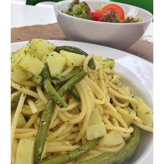 Green Bean Spaghetti Recipes