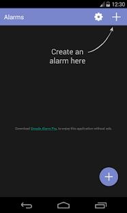 Simple Alarm Clock Free Screenshot 2