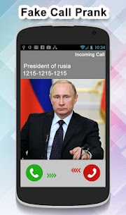 Fake Call, Fake Phone Call App Download For Android 5