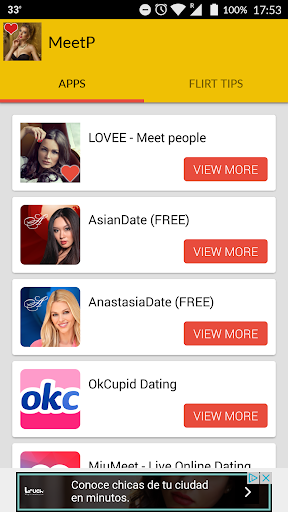 玩免費遊戲APP|下載MeetP: Dating Apps for Singles app不用錢|硬是要APP