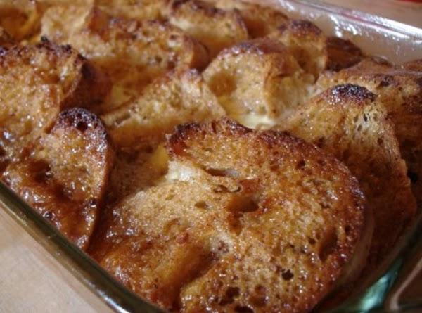 Caramel Crusted French Toast Recipe