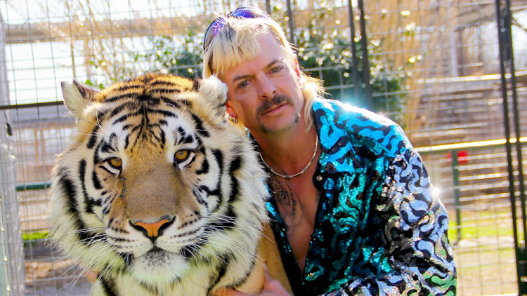 Joe Exotic is the larger-than-life character at the heart of Netflix's 'Tiger King'.