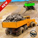 Long Cargo Truck : Off-road Simulator 3D Game icon