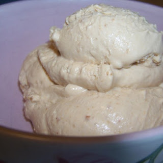 Low Carb Peanut Butter Ice Cream
