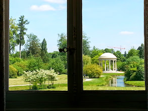 Photo: View from Petit Trianon