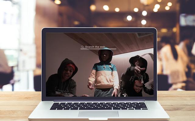 Bouba Savage HD Wallpapers Music Theme