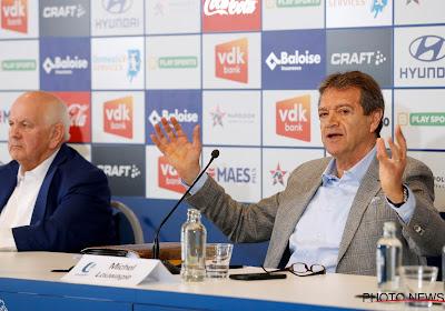 De Witte en Louwagie willen hun aandelen van AA Gent verkopen