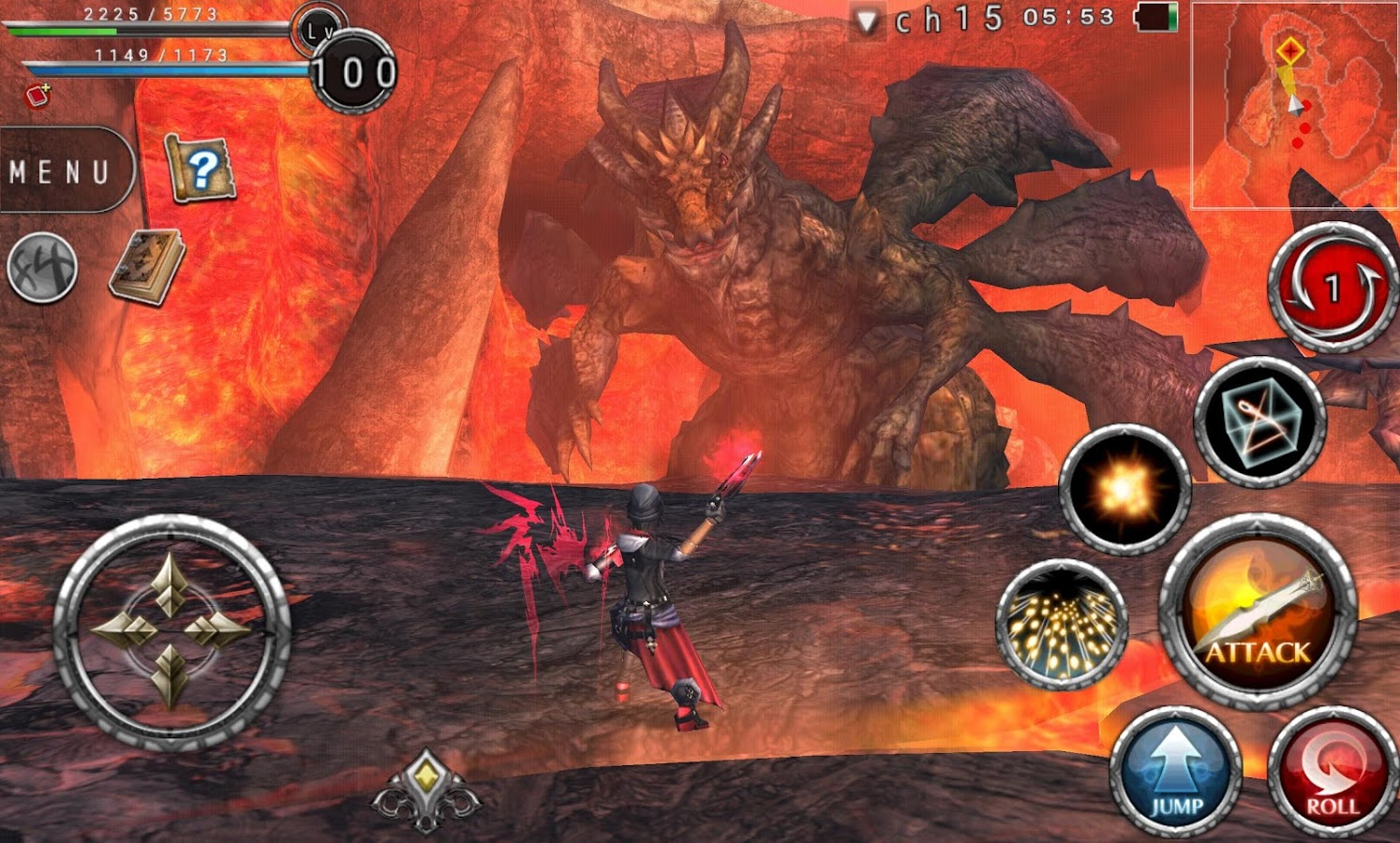 Online RPG AVABEL [Action]- screenshot