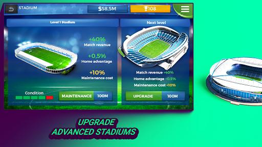 Pro 11 - Football Management Game apktram screenshots 3