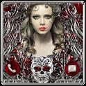 Gothic Romance Go Locker Theme icon