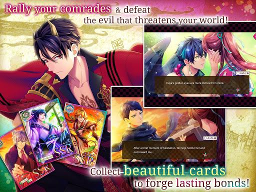 Ayakashi: Romance Reborn - Supernatural Otome Game filehippodl screenshot 9