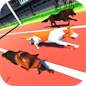 Dog Race Game 2020: Animal New Games Simulator icon