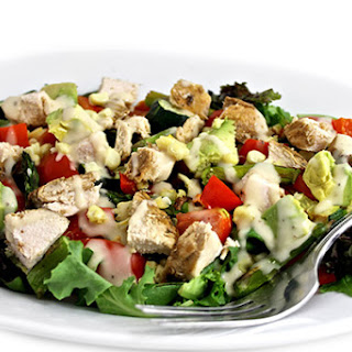 Fresh Corn Grill Salad (Copycat)