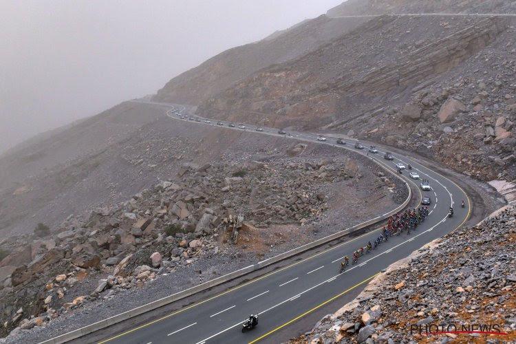 Laatste renners van de UAE Tour mogen eindelijk naar huis