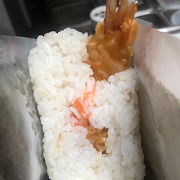 Shrimp with Crabmeat Riceball