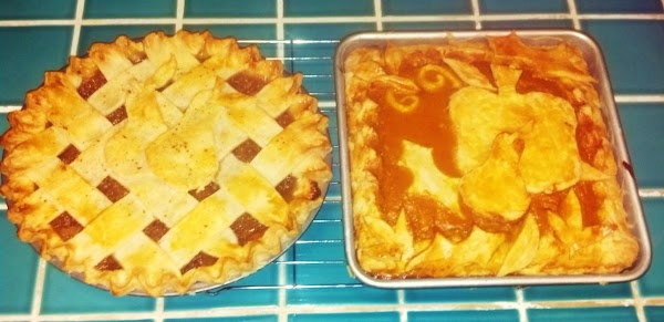 Homemade Pear Pie Recipe