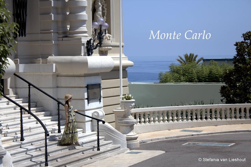 Het casino en operagebouw van Monte Carlo