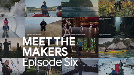 Meet the Makers E6: Special Group & Tourism NZ - Good …