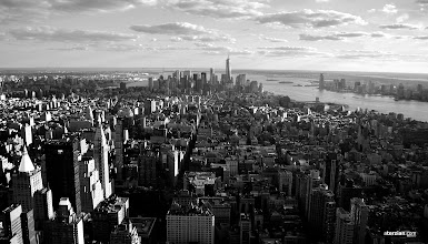 Photo: Manhattan from Empire States