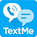 Text Me: Text Free, Call Free, Second Phone Number Apk