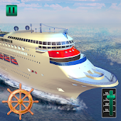 Real Cruise Ship Driving Simulator 2019