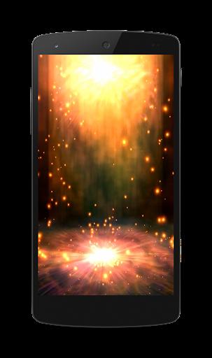 魔法アース3D LWP