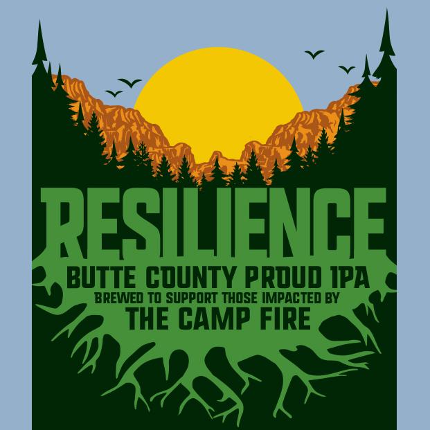 Logo of Ten Pin Resilience IPA
