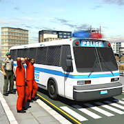 Prisoner Transport Police Bus