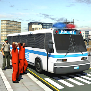 Prisoner Transport Police Bus for PC and MAC