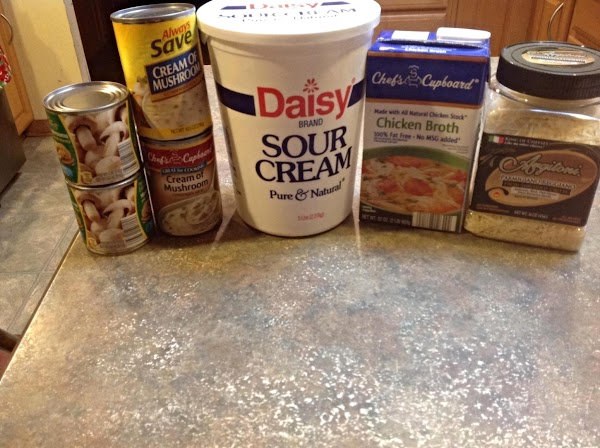 Some of the main ingredients used to create this recipe. Preheat the oven to...