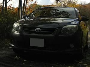 カローラフィールダー NZE141G 1.5X'GEDITION 21年車 後期のカスタム事例画像 hiroさんの2020年10月24日13:41の投稿