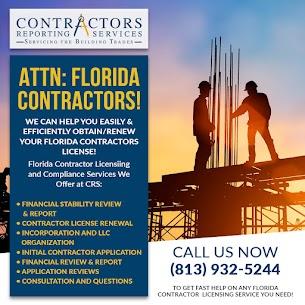 Tampa FL General Contractors