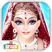 Indian Girl Wedding Salon- Indian Bride
