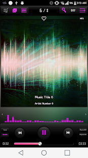 Easy MusicPlayer Pro (Moved)- screenshot thumbnail