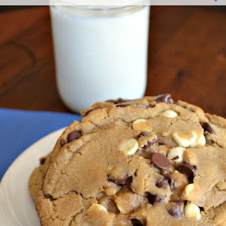 """Home Run"" Double Chocolate Chip Cookies"
