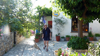 Photo: This is the Old Village, or Hora, or Allonissus