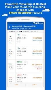 tiket.com – Flight, Train, and Hotel - náhled