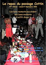 Photo: Samedi 9 Sept. 2006 - 19° édition du repas du passage Cottin