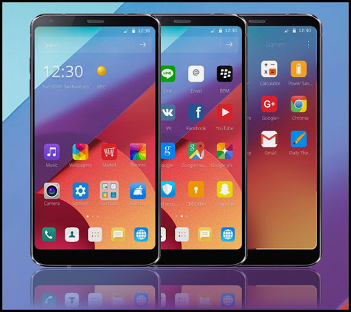 Download APK Theme for LG G6 app 1 1 9 App For Android