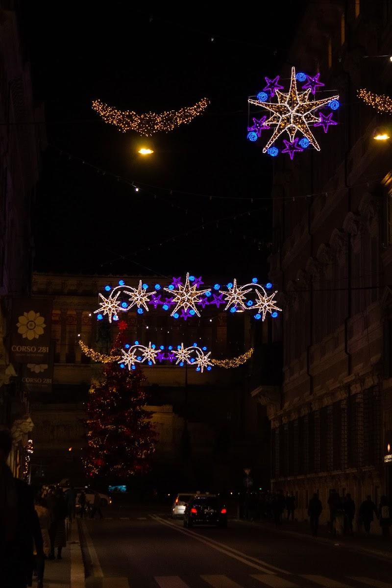 Il Natale e la magia delle sue luci di fraac