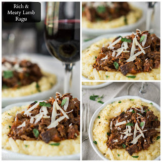 Rich and Meaty Lamb Ragu
