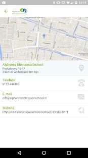 Alphense Montessorischool - náhled