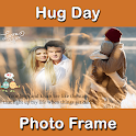 Happy Hug Day Wishes Photo Frame & Collage Maker icon