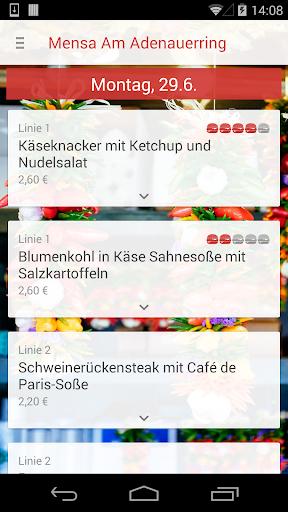 Mensa Karlsruhe HS Pforzheim