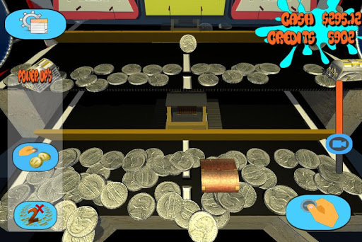 Penny Arcade Coin Dozer cash  screenshots 14