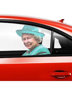Fönsterdekor, Drottning Elizabeth
