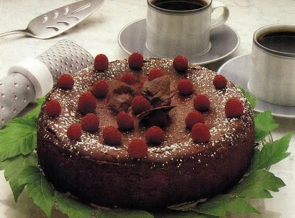 Mocha Cheesecake (oven Version)