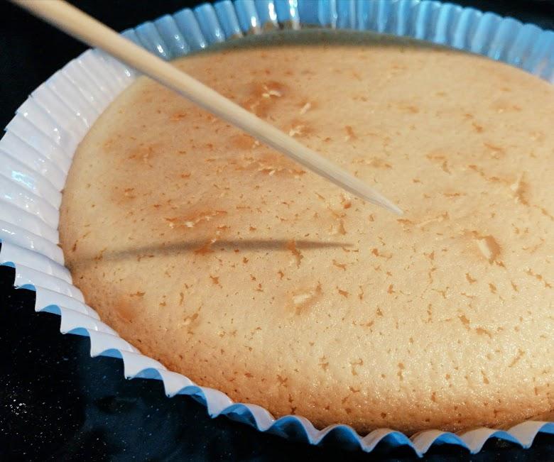 無印良品 自分でつくるベイクドチーズケーキ 作り方